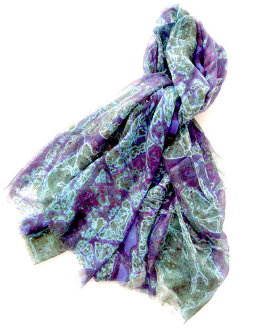 Tree scarf - Maria Cardelli Fashion Accessories
