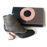Polka bootie - Maria Cardelli Fashion Accessories