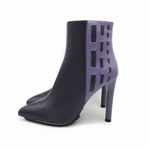 Deep Purple ankle boots - size 37