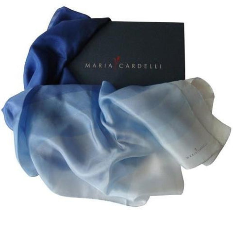 Optical scarf - Maria Cardelli Fashion Accessories