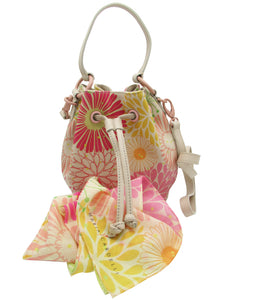 Fiori Bucket bag - Maria Cardelli Fashion Accessories