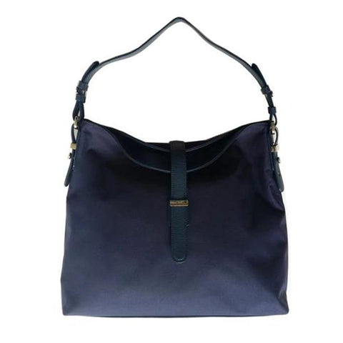 Hobo Nylon Navy - Maria Cardelli Fashion Accessories