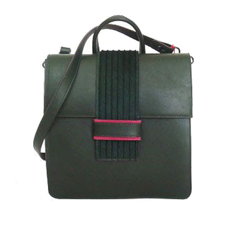 Back Up Dark Green - Maria Cardelli Fashion Accessories