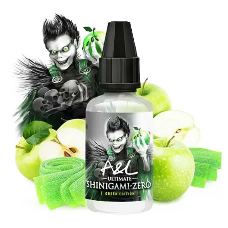 A&L Ultimate - Aroma - Shinigami Zero Green Edition