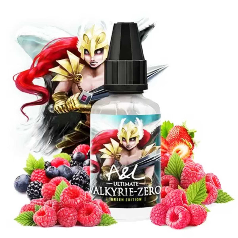 A&L Ultimate - Aroma - Valkyrie Zero Green Edition