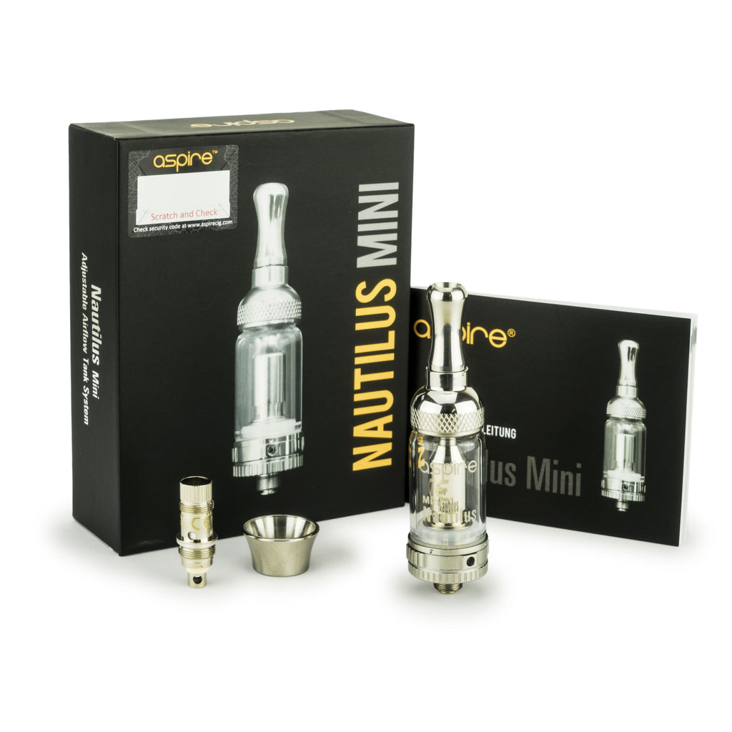 Aspire Nautilus Mini (Verdampfer-Set)