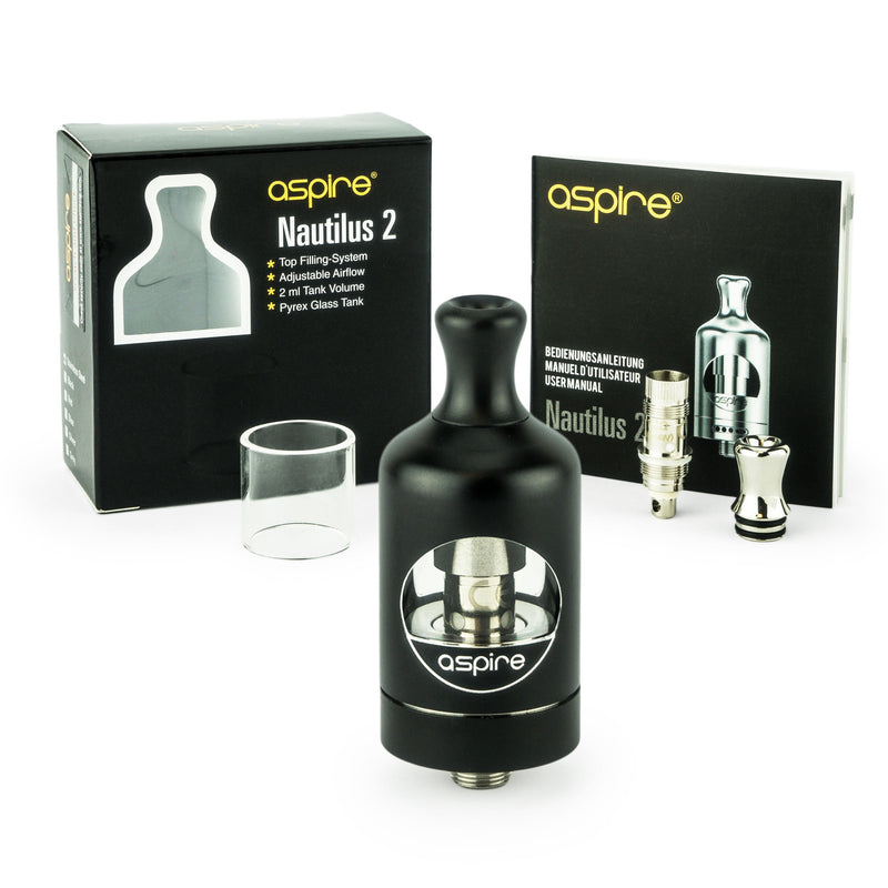 Aspire Nautilus 2 (Verdampfer-Set)