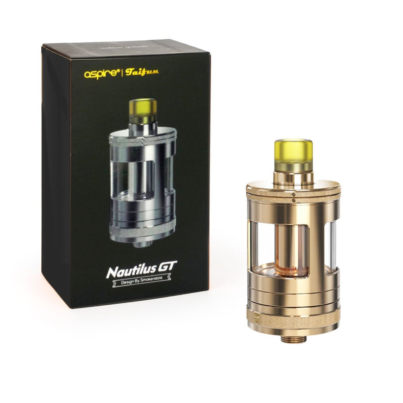 Aspire - Nautilus GT (3 ml) - Tank-Verdampfer