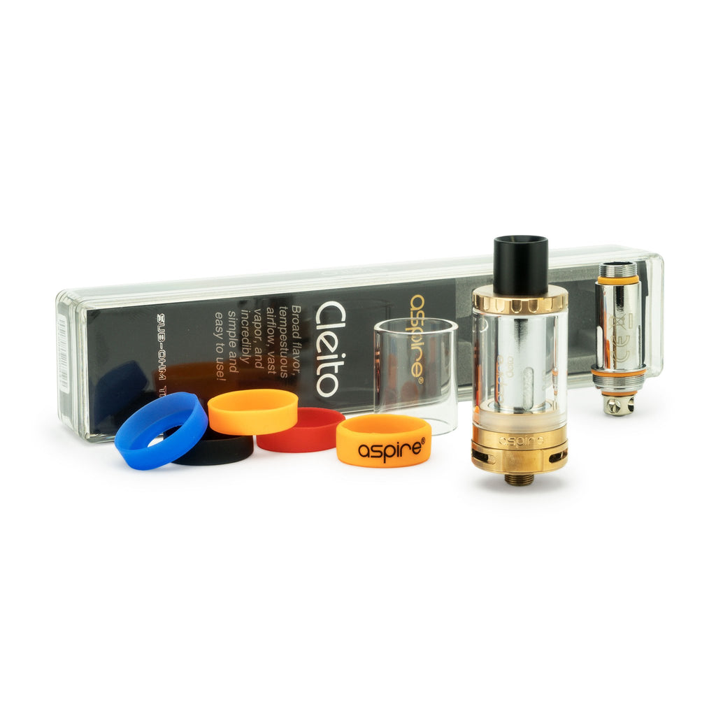 Aspire Cleito (Verdampfer-Set)