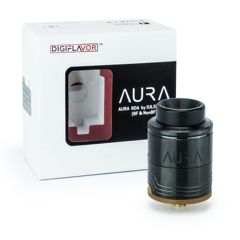 Digiflavor Aura (RDA-Verdampfer-Set)