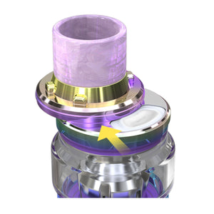 Eleaf (SC) - Ello Duro (6,5 ml) - Tank-Verdampfer