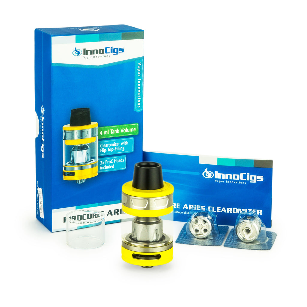 InnoCigs ProCore Aries (Verdampfer-Set)