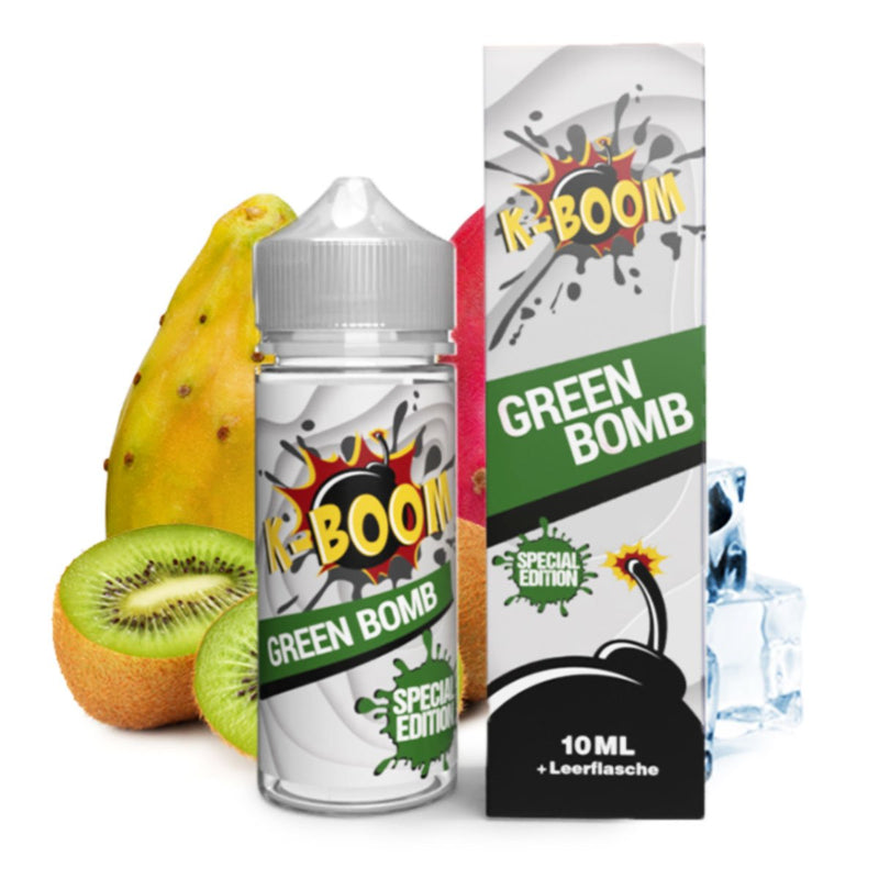 K-BOOM - Aroma - Special Edition - Green Bomb