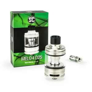 SC Melo 4 D25 (Verdampfer-Set)