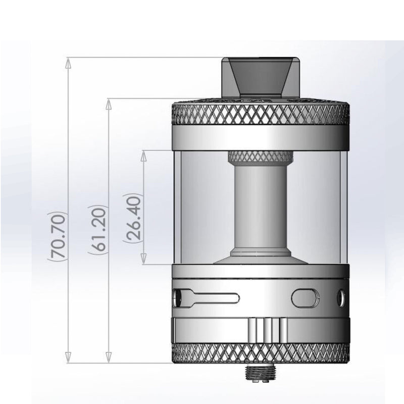Steam Crave Aromamizer Titan (RDTA-Verdampfer-Set)