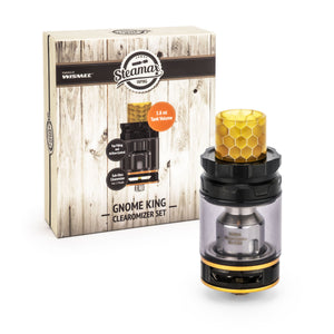 Wismec (Steamax) - Gnome King 5,8ml Verdampfer