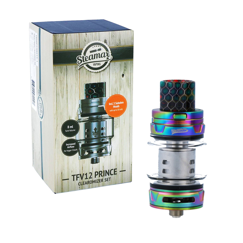 Steamax TFV12 Prince Tank (Verdampfer-Set)
