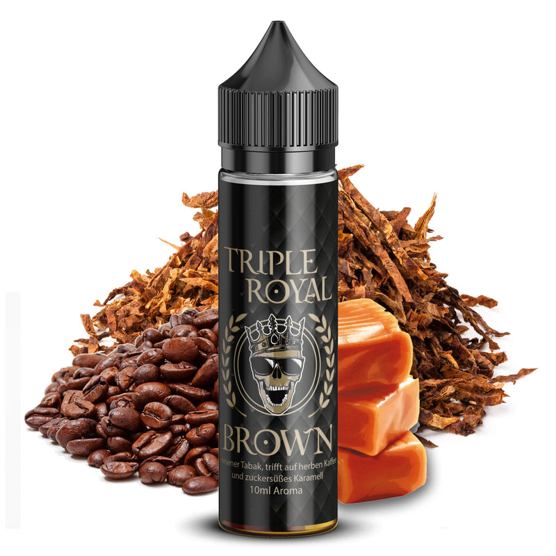 Triple Royal - Aroma - Brown