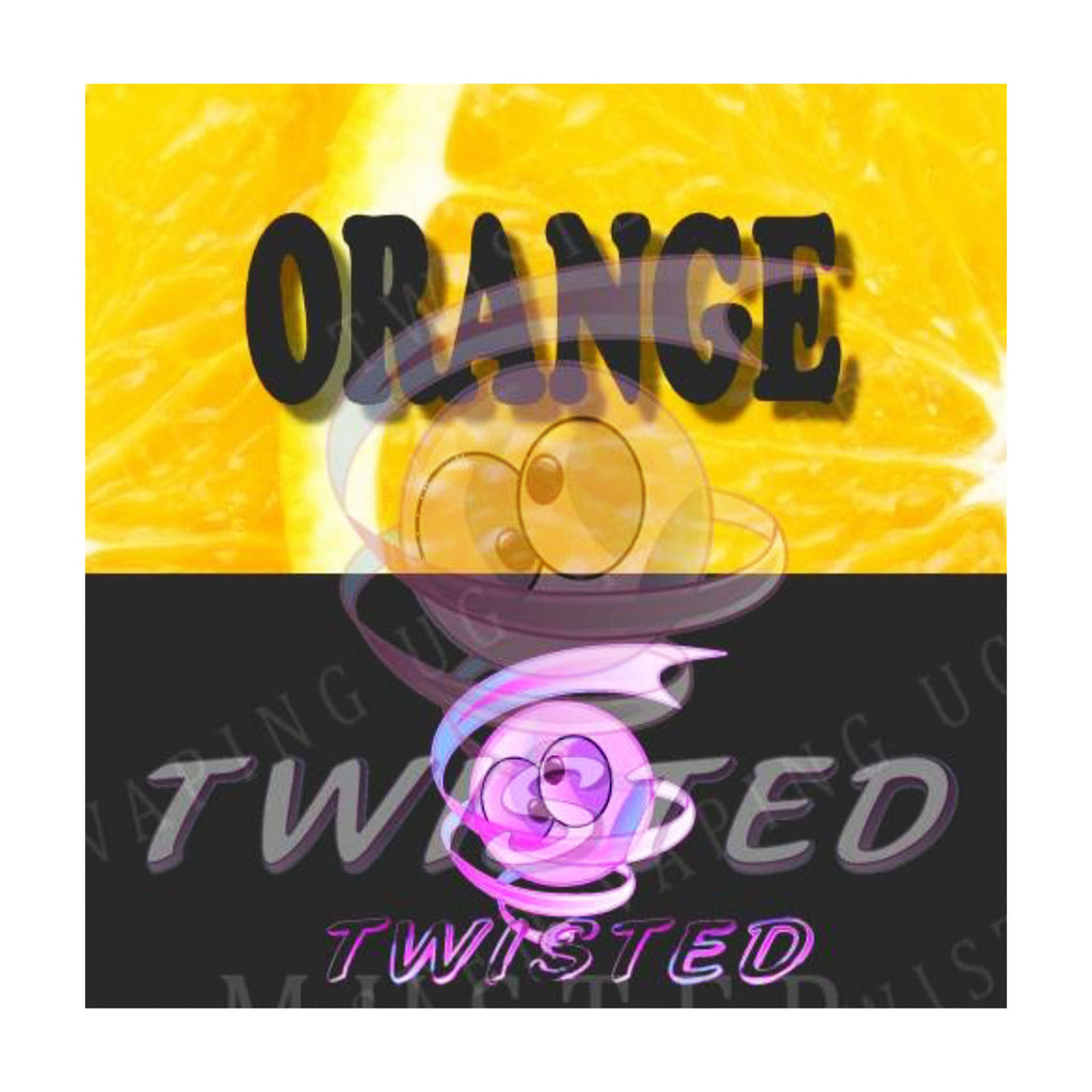Twisted Aroma Orange