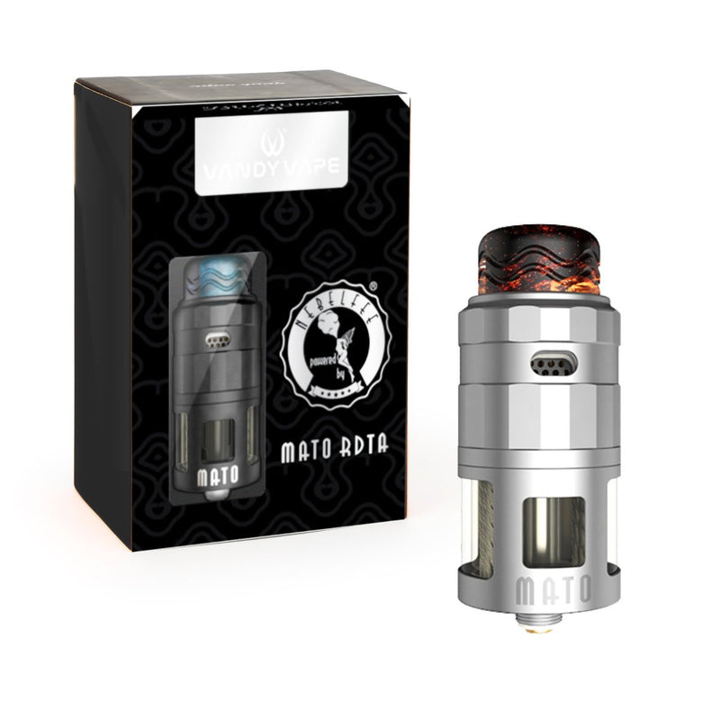 Vandy Vape - Mato (5 ml) - RDTA-Verdampfer