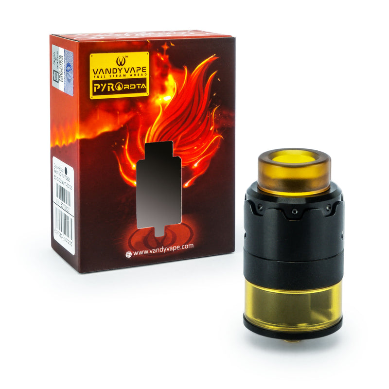 Vandy Vape Pyro 24 (RDTA-Verdampfer-Set)