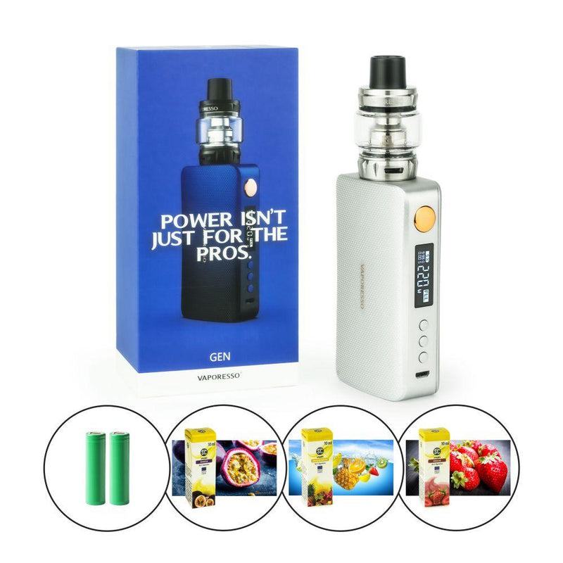Vaporesso Gen Kit gold
