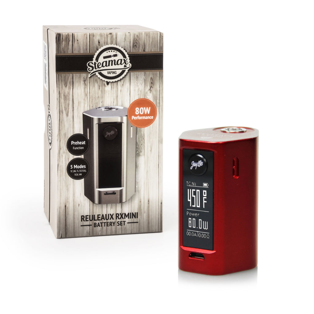 Wismec Releaux RX Mini 80 Watt 2100 mAh (Mod-Box-Set)
