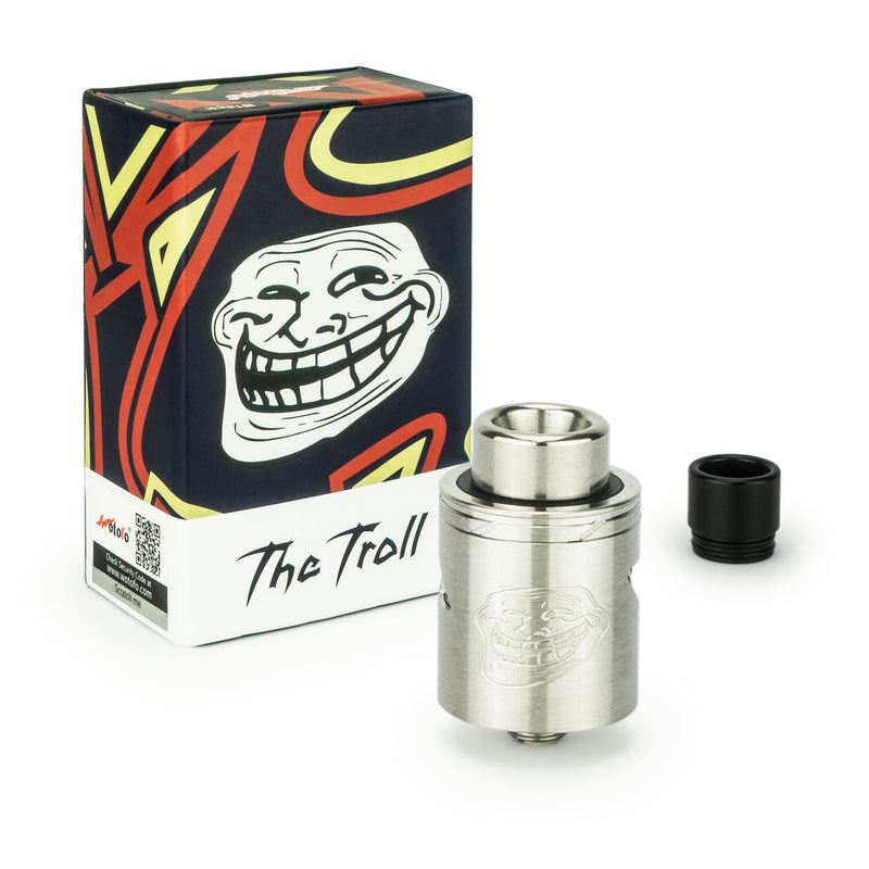 Wotofo The Troll V2 (RDA-Verdampfer-Set)