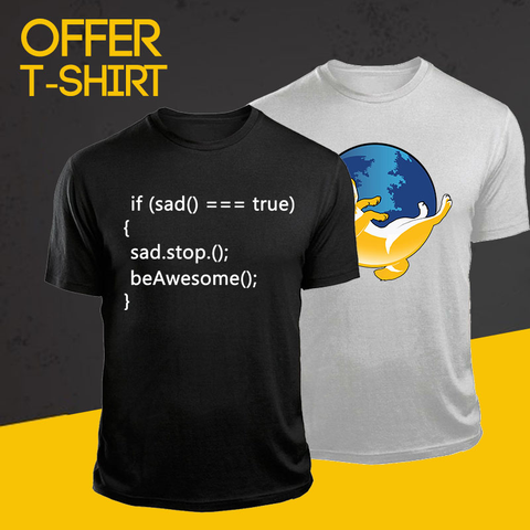 Get Size Wise Offer T-Shirts For Men