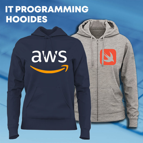 IT Coding And Programming Hoodies For Women