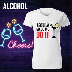 Alcohol/Drinking T-shirts For Women