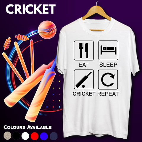 Cricket Men's T-shirt