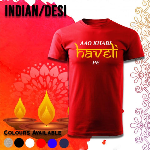 Indian/Desi Men's T-shirt