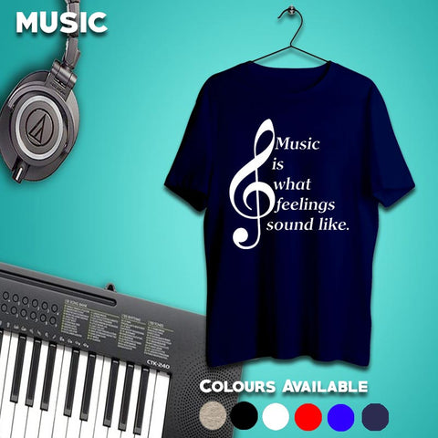 Music Men's T-shirt