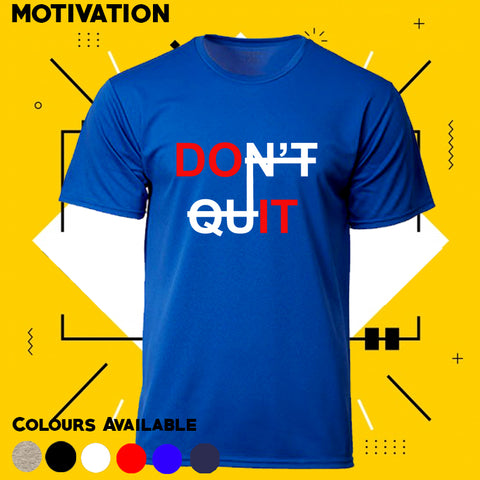 Motivational Men's T-shirt