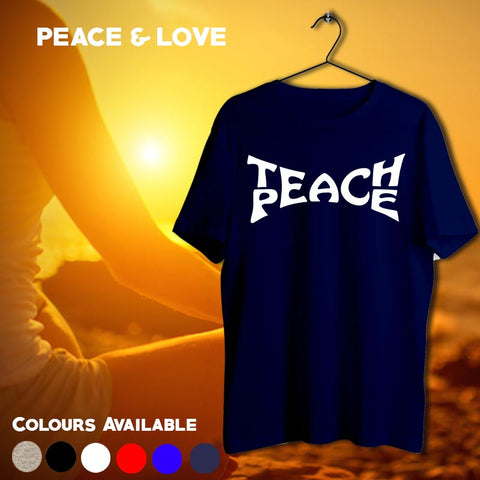 Peace/Love Men's T-shirt