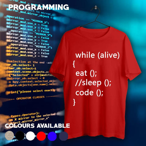 Programming/IT Men's T-shirt