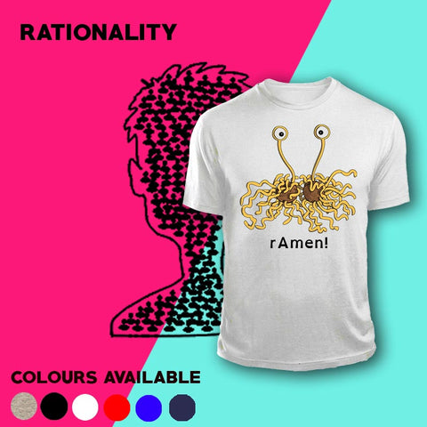 Rationality Men's T-shirt