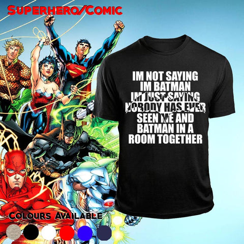 Superhero/Comics Men's T-shirt