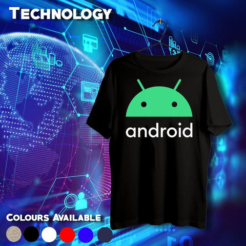 Technology Men's T-shirt