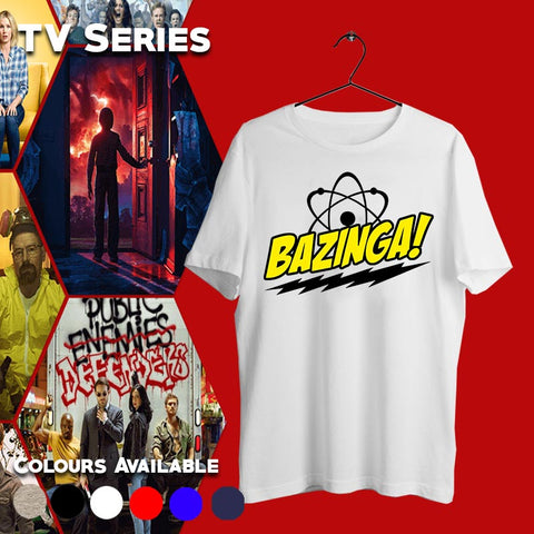TV Series Men's T-shirt