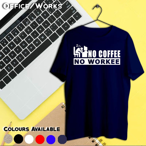 Work/Office Men's T-shirt
