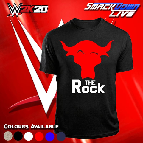 WWE Men's T-shirt