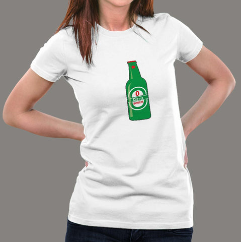 84d1a741bc Buy Funny Alcohol/Drinking/Dharu T-shirts For Women – TEEZ.in