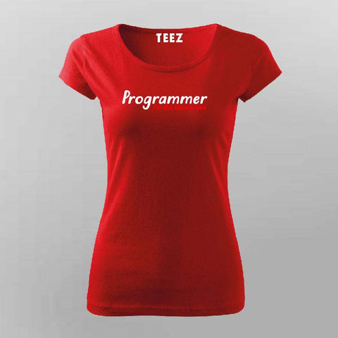 Programmer i'm the chosen one t-shirt online