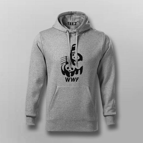 WWF/WWE Panda Parody Hoodies For Men Online India