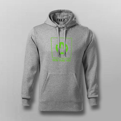 100% Pure Veg - Hoodies For Men Online India