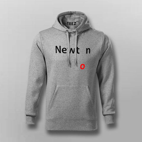 Newton Logo Hoodies For Men Online India