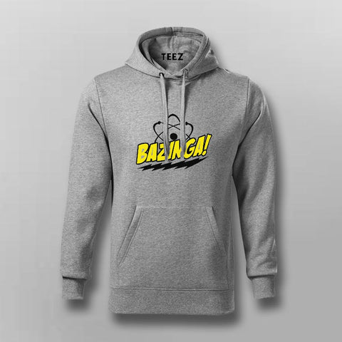Bazinga Hoodies For Men