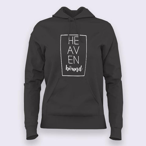 Heaven Bound Christian Hoodies For Women Online India